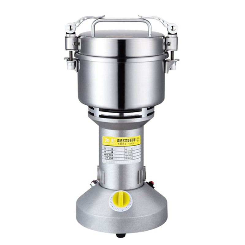 (現貨)磨粉機 100克 110V 藥材粉碎 五穀 辛香料磨粉 藥材磨粉 研磨機