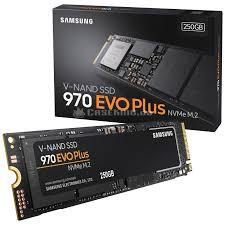 三星970 EVO PLUS M.2 SSD NVMe V-Nand 250G 500G 1TB M2固態驅動器