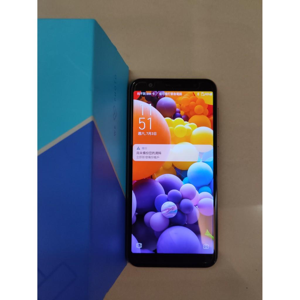 全新手機 asus zenfone max pro m1 zb555kl 4G lte 安卓9.0 3+32G附盒裝
