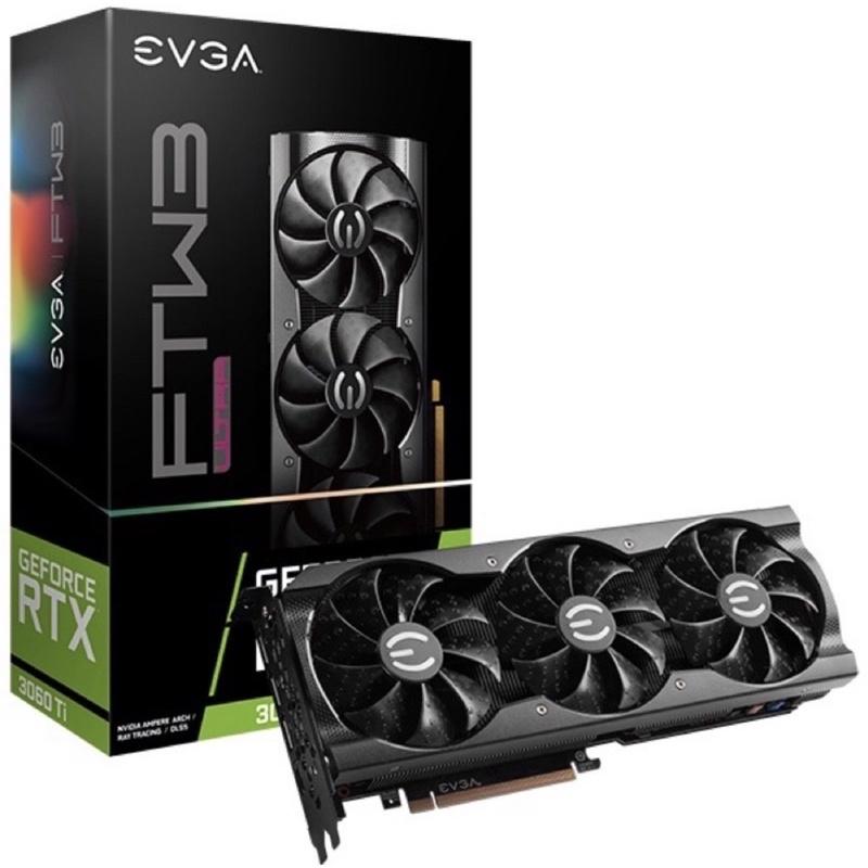 EVGA GeForce RTX 3060 Ti FTW3