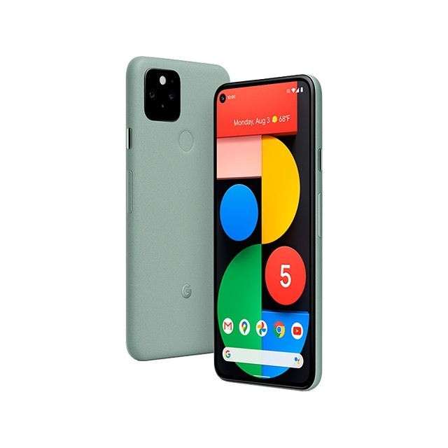 《TDC》Google Pixel 5 5G 8G/128G 6吋 高通765G【黑 綠】缺貨中