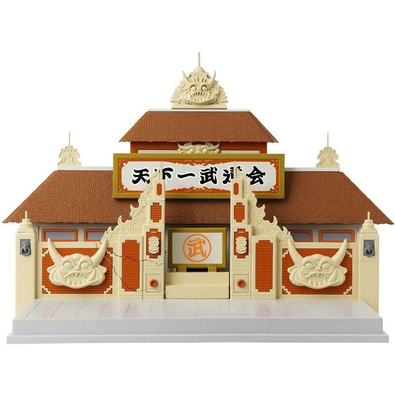 【口袋玩具】現貨 BANDAI 萬代 DRAGON STARS 七龍珠場景 天下一武道會 完成品 再販