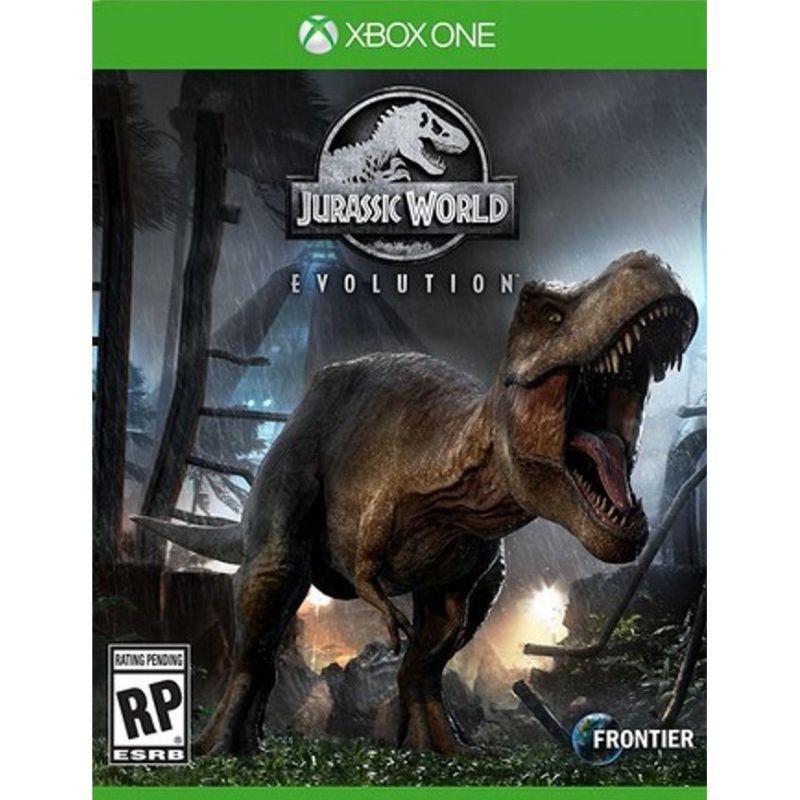 【官方序號】中文 XBOX ONE SERIES S X 侏羅紀世界 侏儸紀公園 侏儸紀世界 進化 恐龍