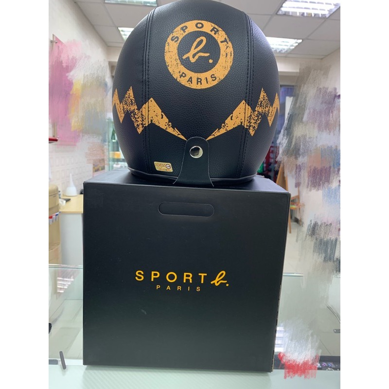 Agnes b. sport b. 安全帽