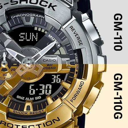 【SC】現貨開立發票 G-SHOCK 金屬工業設計 GM-110G-1A9 GM-110-1A GM-110B-1A