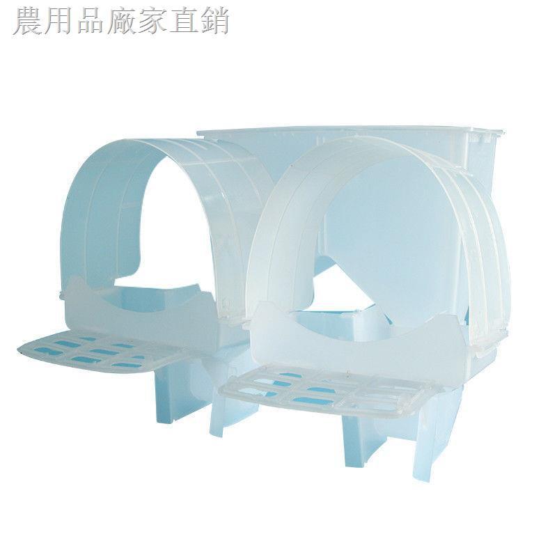 官方正品特惠速发##◇鴿子自動食槽料槽用品種鴿養殖肉鴿籠子用具食盒自動喂食器下料器