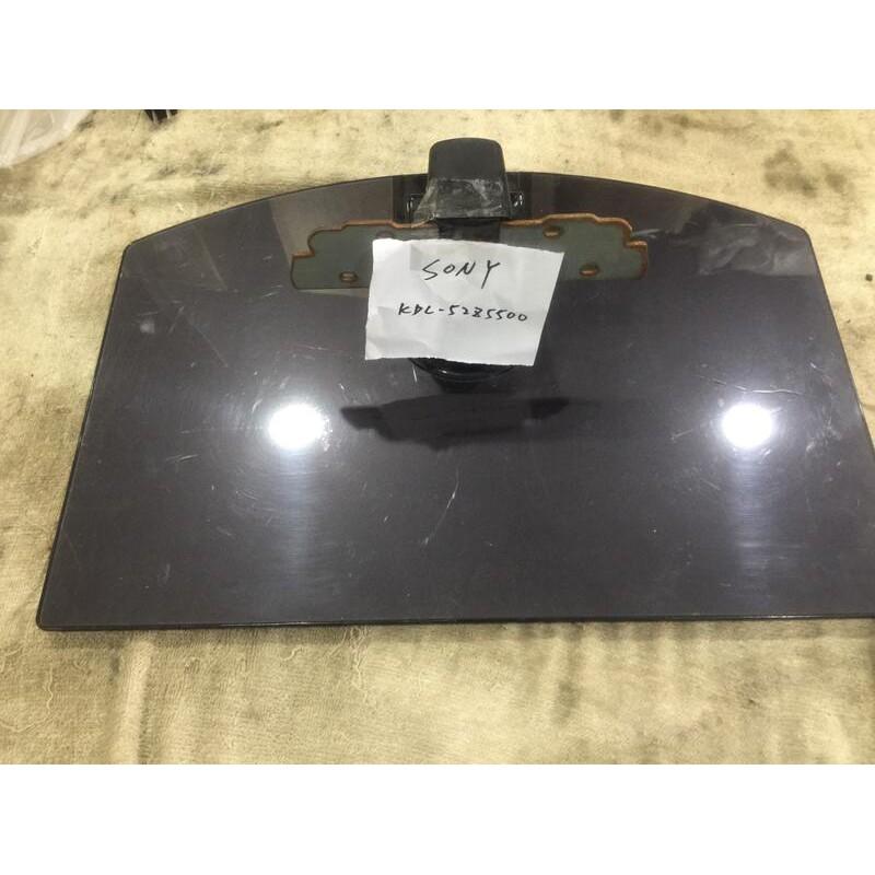 SONY 新力 KDL-52Z5500 腳架 腳座 底座 無螺絲 電視腳架 電視腳座 電視底座 拆機良品