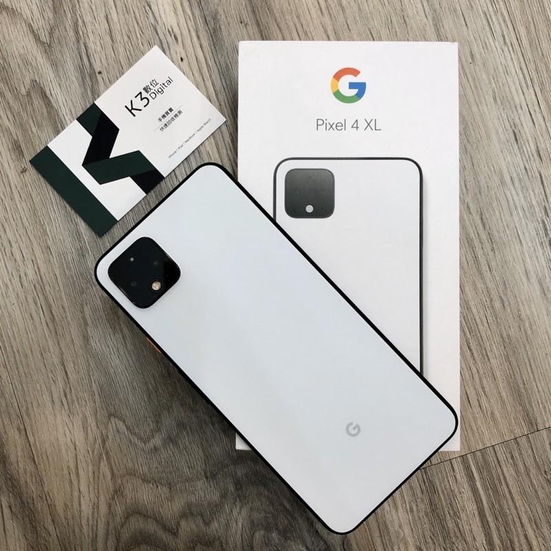 極美無傷👍 K3數位 二手 Google Pixel 4 XL 64G Android 高雄實體店含稅發票 保固七天