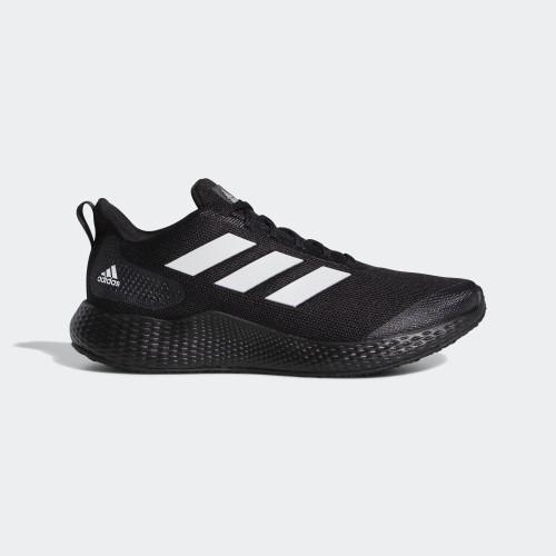 ▼S.W▲ Adidas edge 運動鞋_男_黑色_EE4169