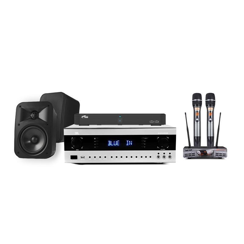 優覓雜貨鋪【免運】JBL CONTROL X卡拉OK功放音箱家庭KTV音響套裝家用k歌點歌機