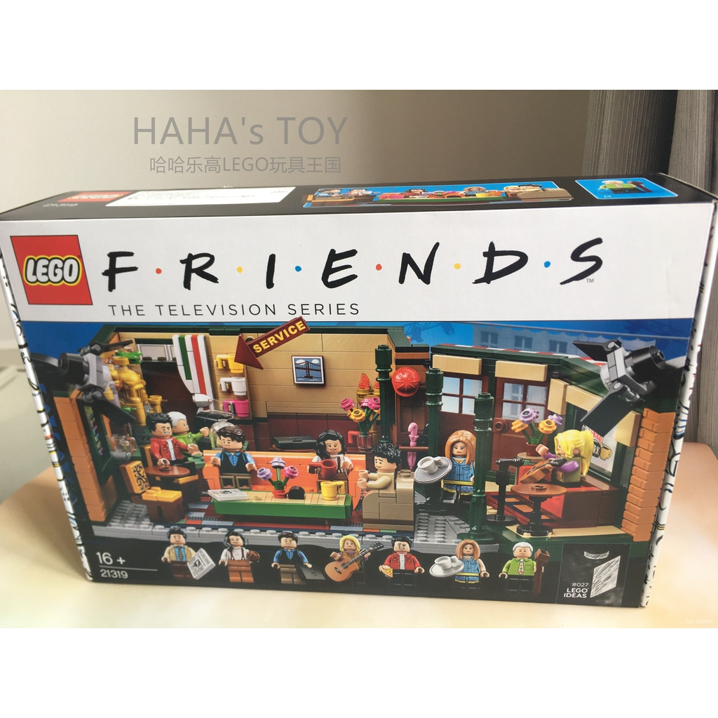 ❤️LEGO 樂高 老友記 21319 中央咖啡廳 兒童玩具 順豐到付