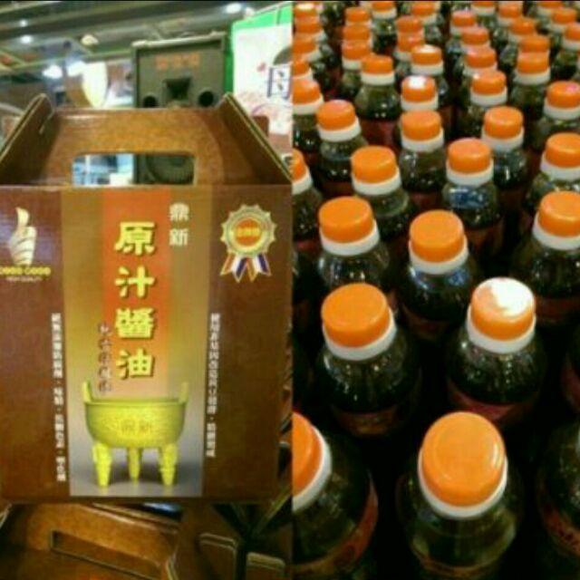 新品不囤貨👍屏東監獄甘醇醬油 原汁醬油 醬油膏