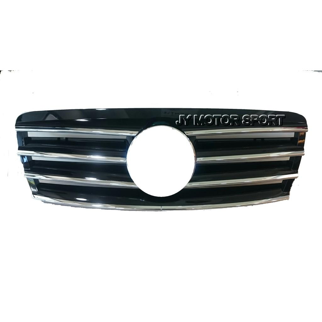 ☆小傑車燈家族☆賓士W210 95-98年 跑車 大星水箱罩 W202 W220 W203 W204 W211