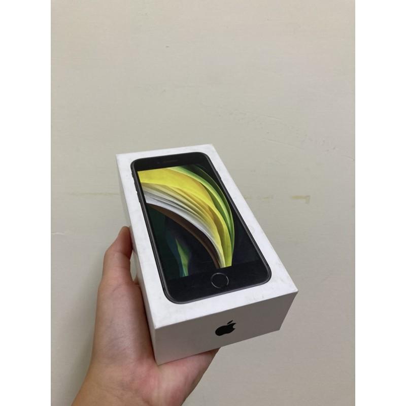 可議價 iPhone SE2 128g 現貨 二手 近全新 附充電線 豆腐頭