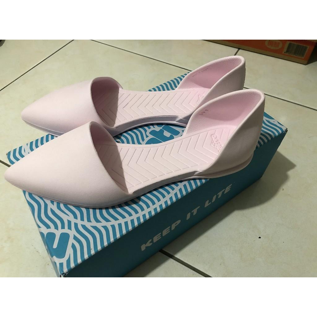 native-AUDREY 女鞋-時尚粉