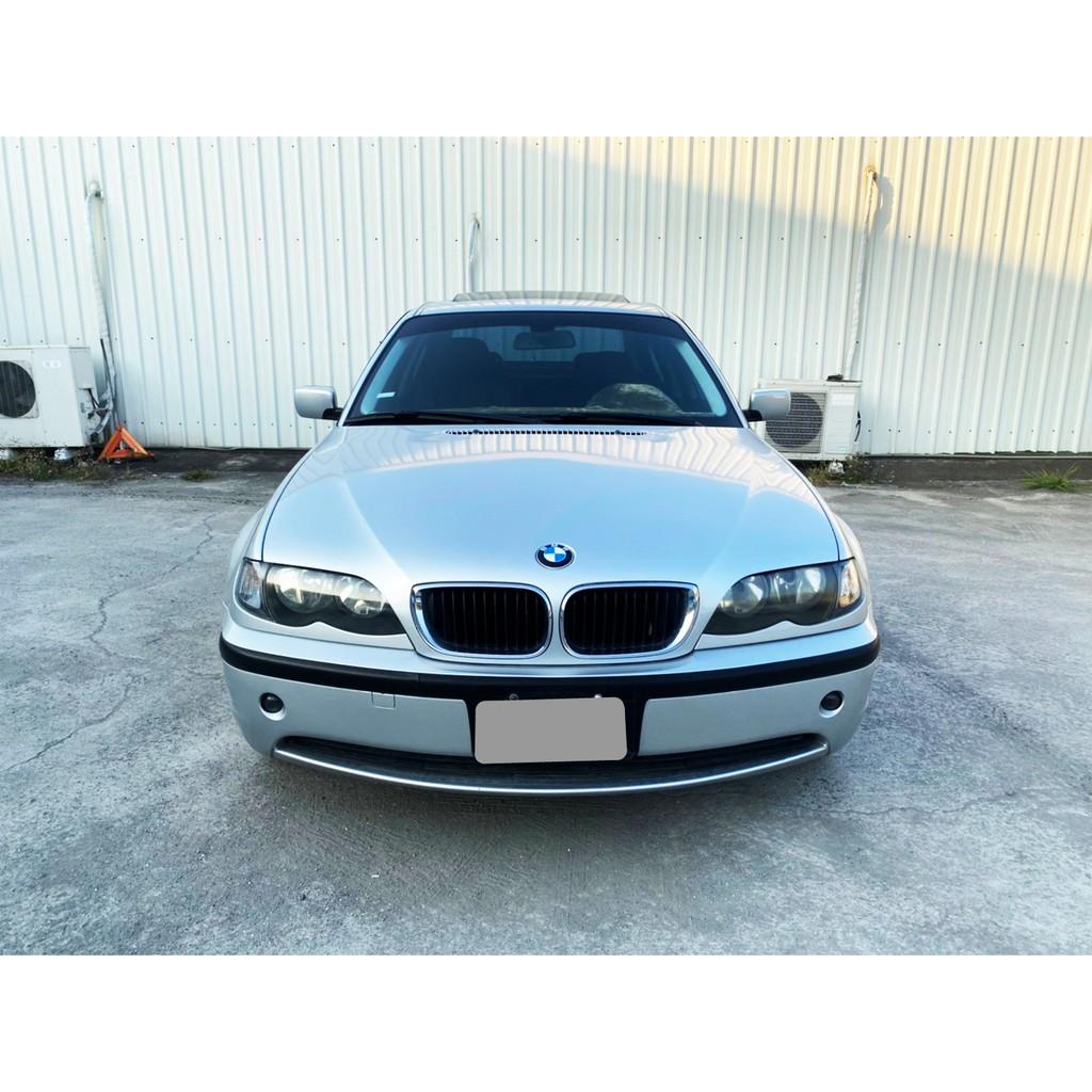 【售11.8萬】2002 寶馬 BMW E46 318 2.0