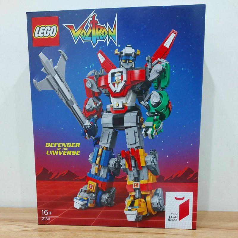LEGO 21311百獸王 五獅合體 現貨