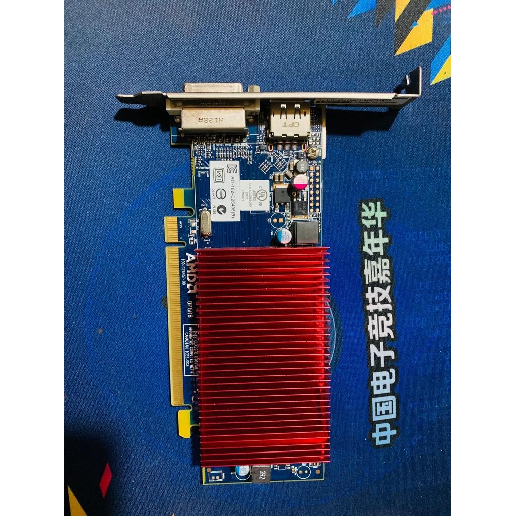 Dell 原裝正品 HD6450 1GDDR3 DVI+DP接口靜音