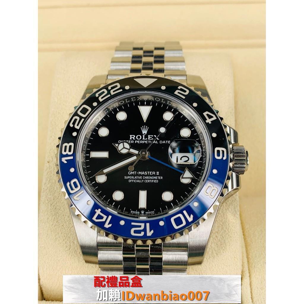 Rolex 126710Blnr 201男士機械腕錶 防水表 進口機芯 盒裝齊全442575㊝1500