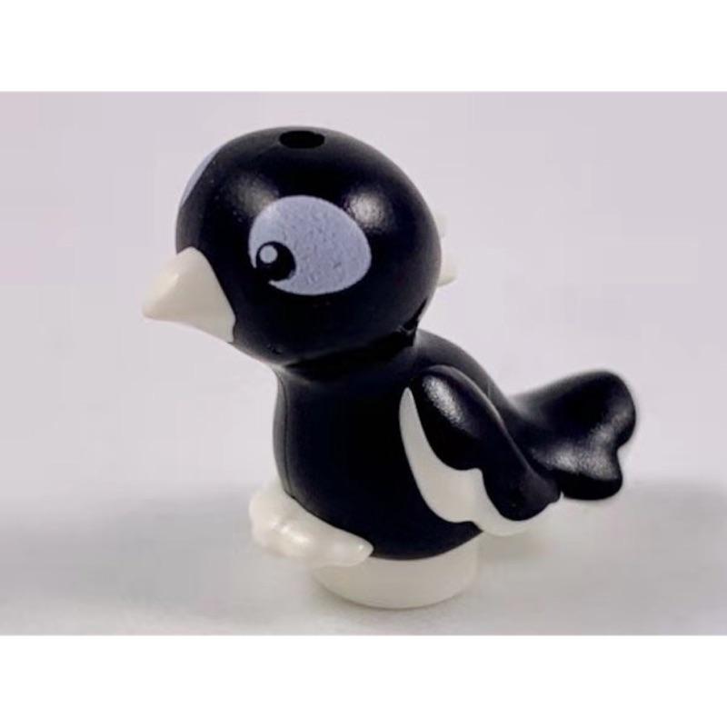 樂高 LEGO 黑白鳥 鳥 小鳥 米奇威利號 動物( 35074pb04 21317)