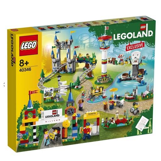[預購] 樂高 LEGO 40346 LEGOLAND Park 樂高樂園限定版