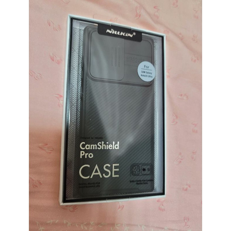 NILLKIN SAMSUNG Galaxy Note 20 Ultra 保護殼 二手
