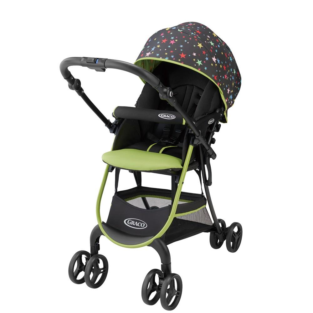Graco 超輕量型雙向嬰幼兒手推車 輕旅行 CITI STAR