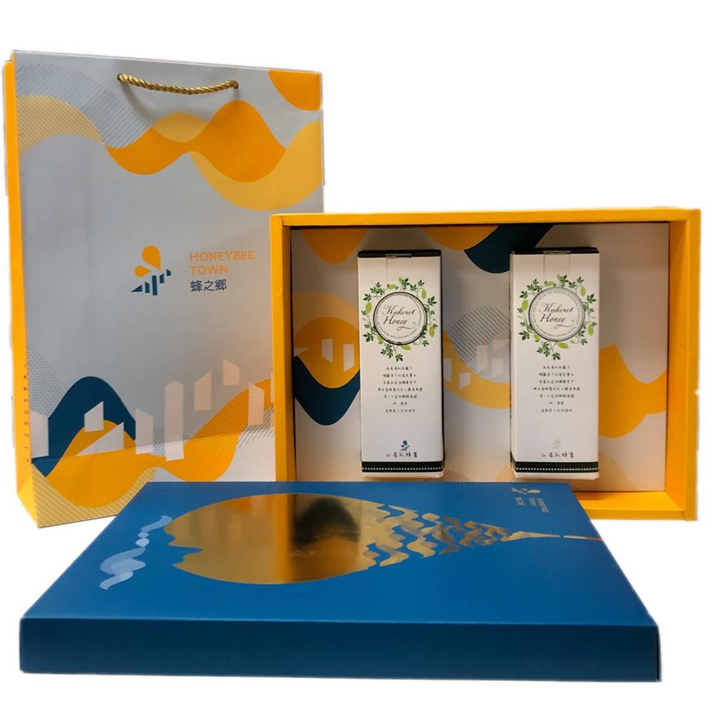 蜂之鄉果汁蜜(山苦瓜蜂蜜)420克x2禮盒