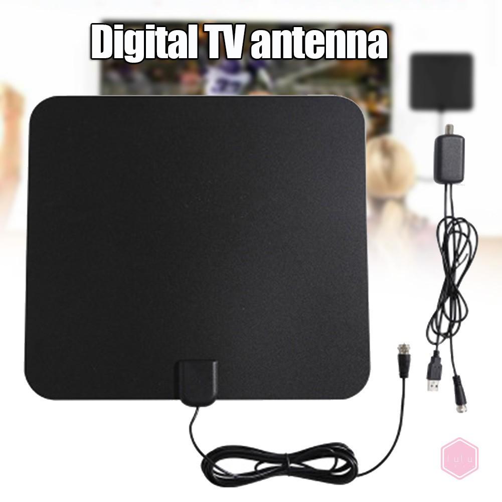 1000miles 電視天線家用室內室外 4k 1080p Hdtv 數字頻道