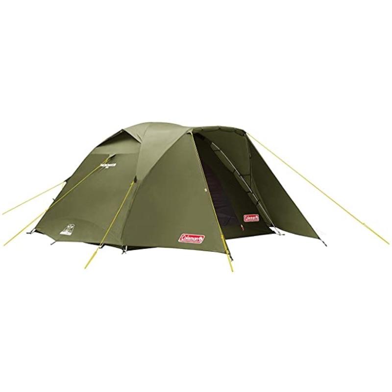 日本Amazon限定色Coleman戶外露營野餐旅遊科勒曼4-6人用帳篷 寬圓頂IV 300帳篷日本代購平行輸入
