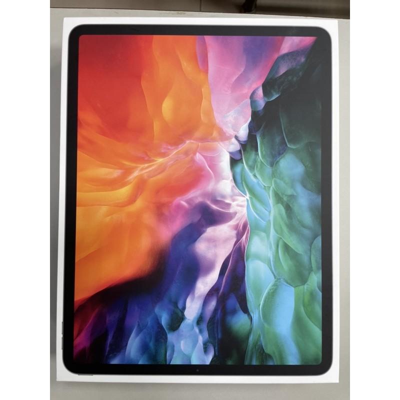 售 二手極新 iPad Pro 12.9 128g 第四代 2020 及 12.9巧控鍵盤 專櫃購入
