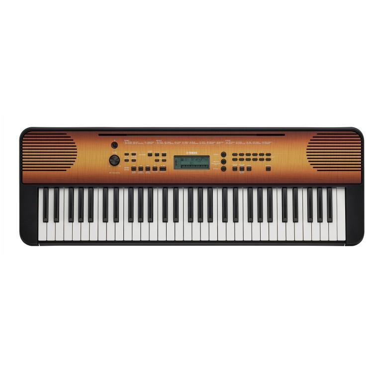 【金匠樂器】Yamaha PSR-E360電子琴(有觸感、楓木色)限量版
