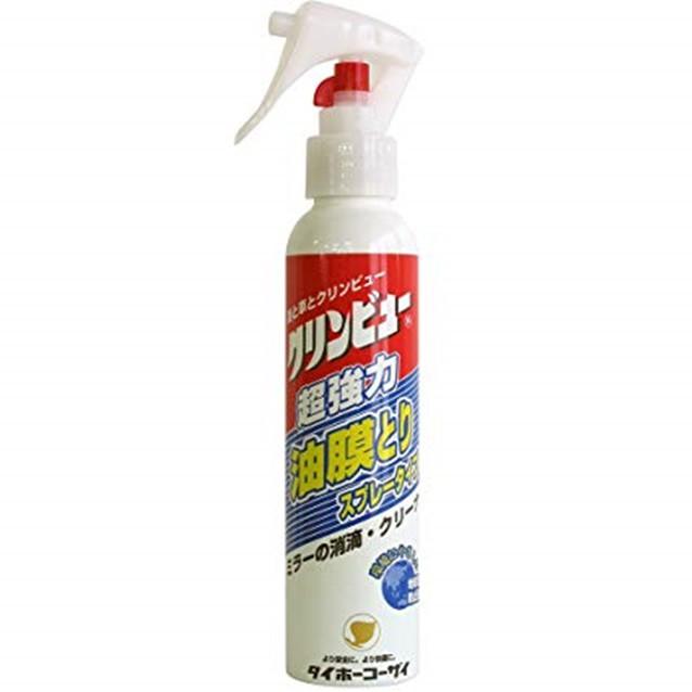 TAIHOKOHZAI高效噴霧式汽車玻璃強力防霧及油膜去除劑 C-39A