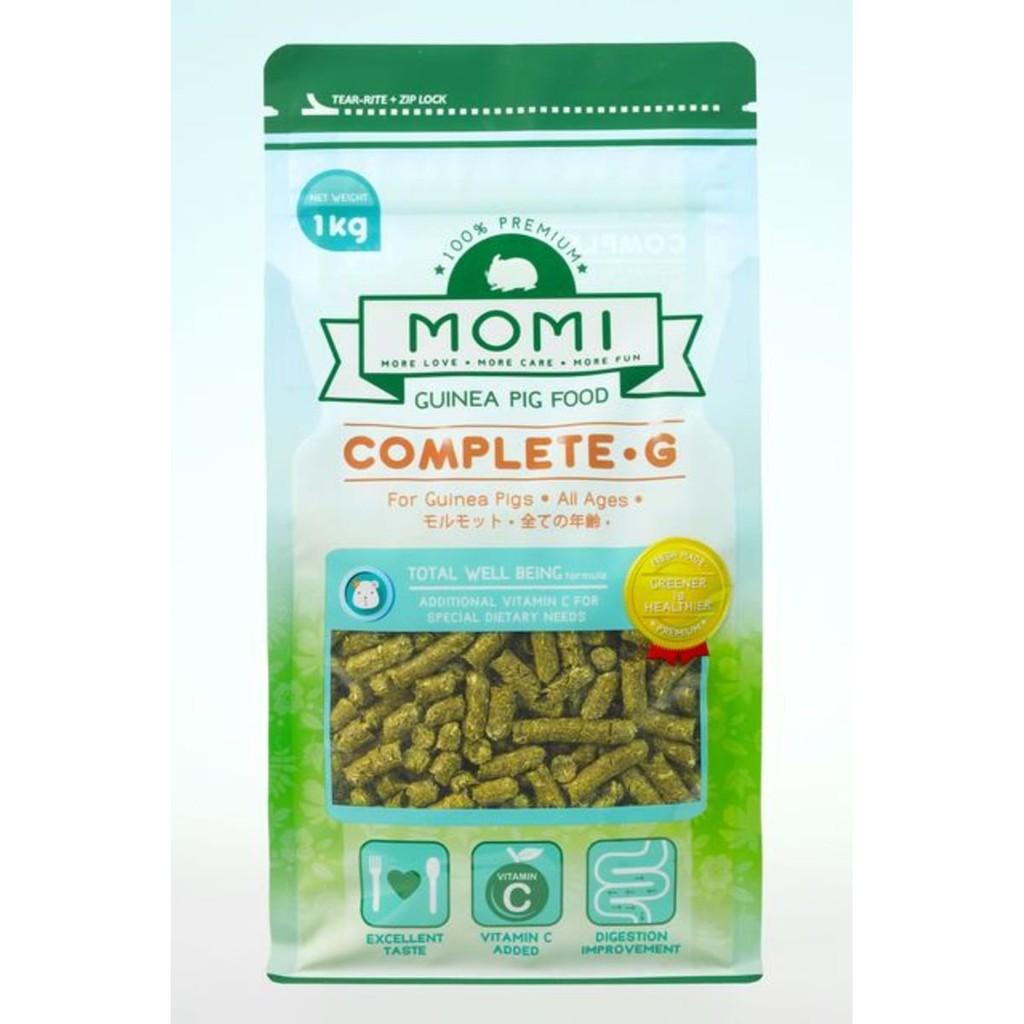 美國MOMI摩米  營養全CG 天竺鼠 70%優質牧草為基底