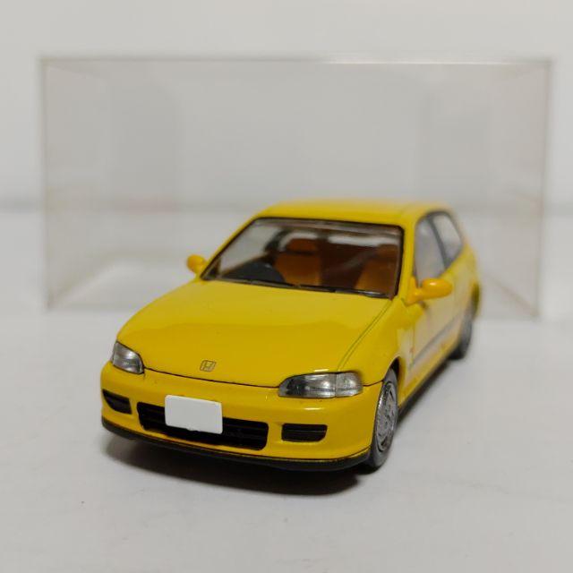 Tomytec TLV LV-N48c Honda CIVIC SiR-II EG6 本田 喜美 Tomica