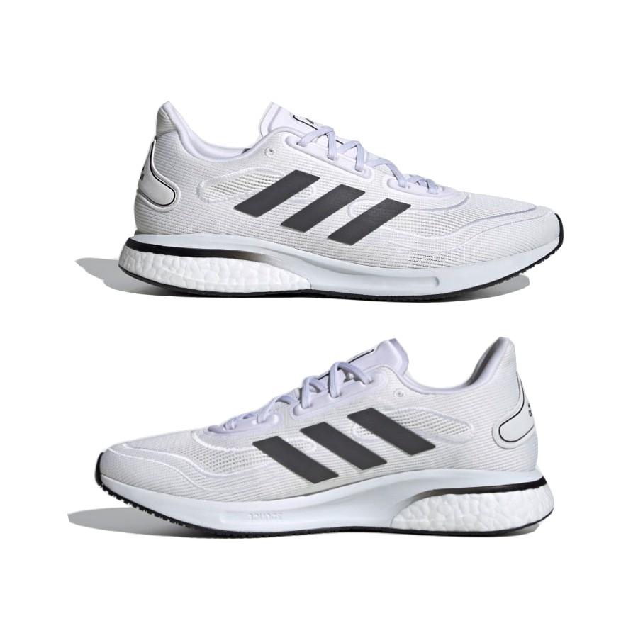 ADIDAS 運動 慢跑鞋 SUPERNOVA 男款 /  白 FV6026 / 運動達人