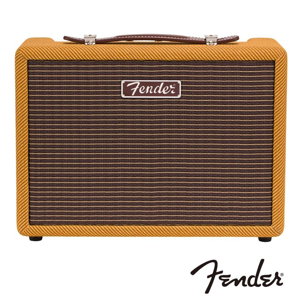 Fender Monterey TWEED 喇叭  黃色斜紋 總代理公司貨