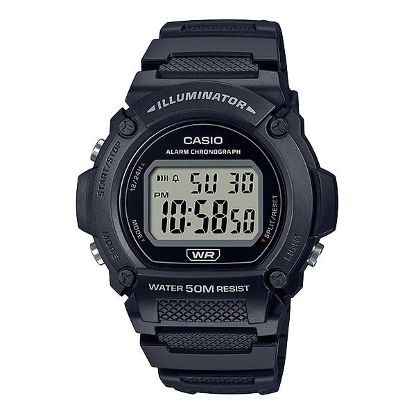 卡西歐 CASIO / W-219H-1A / 數位顯示系列 (附錶盒) [ 官方直營 ]