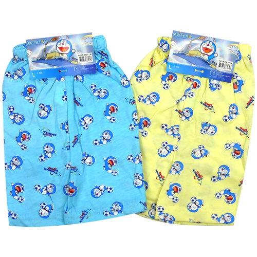 哆啦A夢(小叮噹) 8193 兒童平口褲 內褲 (2件)【DK大王】