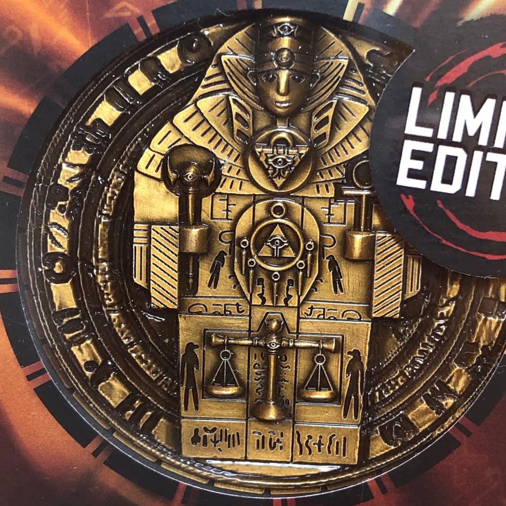 遊戲王 限量千年神器 金屬模型 三幻神 神之卡 收集卡 翼神龍 天空龍 收藏品 三神禮盒 青眼白龍鋼卡 千年積木 扭蛋