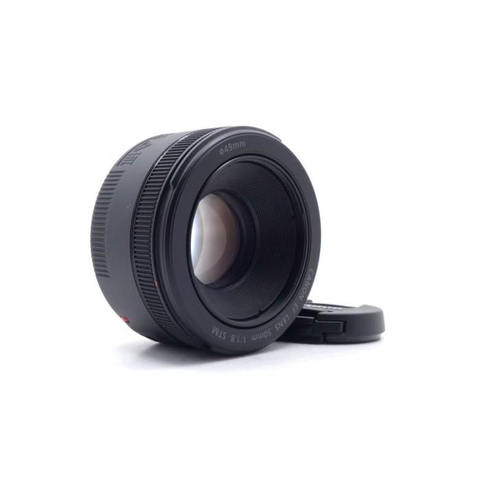 【莫比爾3C】Canon EF 50mm f1.8 STM 定焦鏡 二手鏡頭 單眼鏡頭 #56252