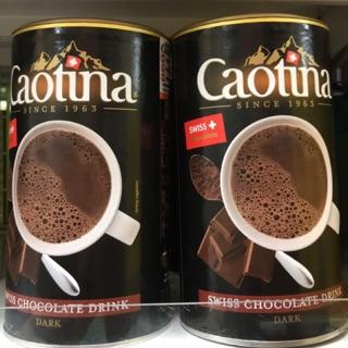 可提娜Caotina瑞士頂級黑巧克力粉500g/ 罐 宜蘭縣