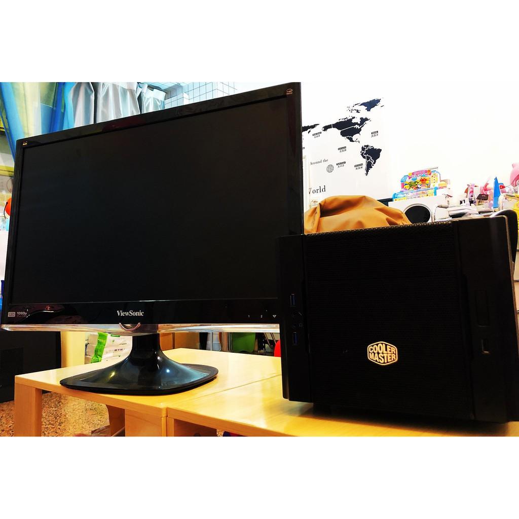 i5 電腦遊戲主機 加上 螢幕 文書 上網 遊戲 模擬器 多開 天堂m 天堂R 私服 apex gta5 pubg