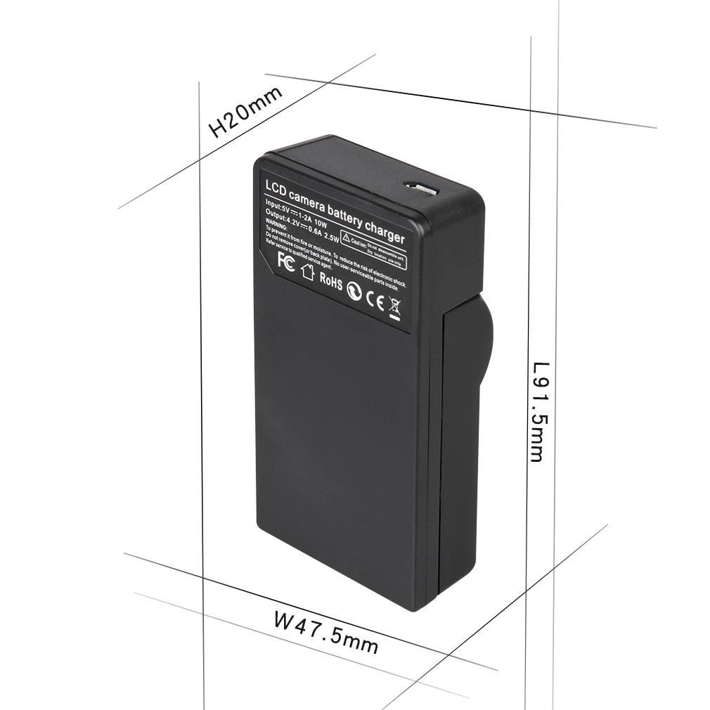 尼勝 適用 BLH7E 相機電池 LX10 松下 DMC-GM5 GF7 GF8 GF9  GF10 GM1KS BLH