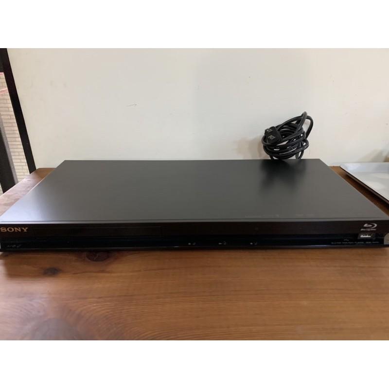 【九成新】 Sony BDP-S370 藍光光碟機 播放器 (附贈遙控器)