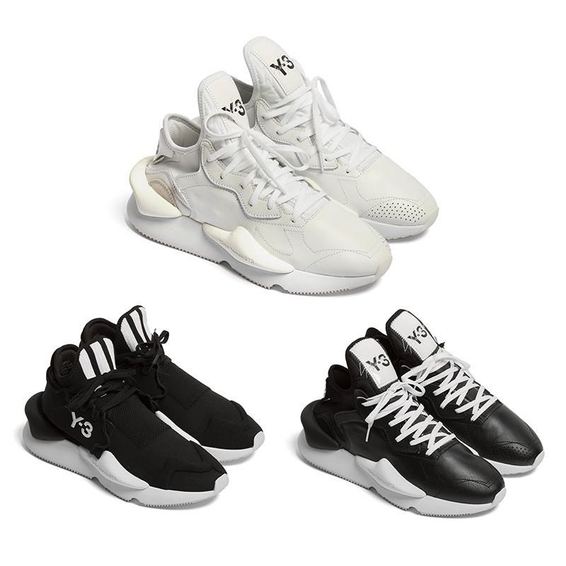 Adidas 愛迪達 Y3 Yohji Yamamoto Kaiwa 山本耀司 黑武士 老爹鞋 鞋子