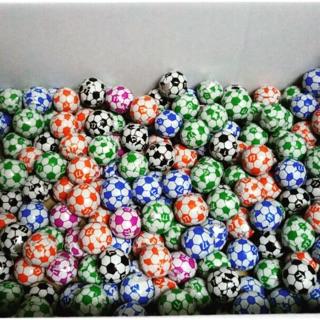 哈哈足球七七巧克力💥含50顆以上單顆2元              (🈵️50顆才出貨唷~) 屏東縣