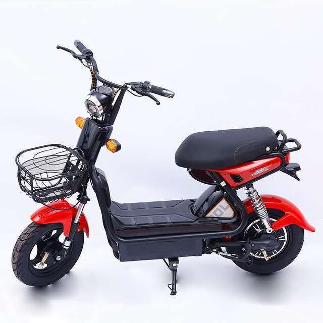 #特價#免運新款極酷電動車48v60v成人微電摩外賣電動自行車學生酷車500w電機