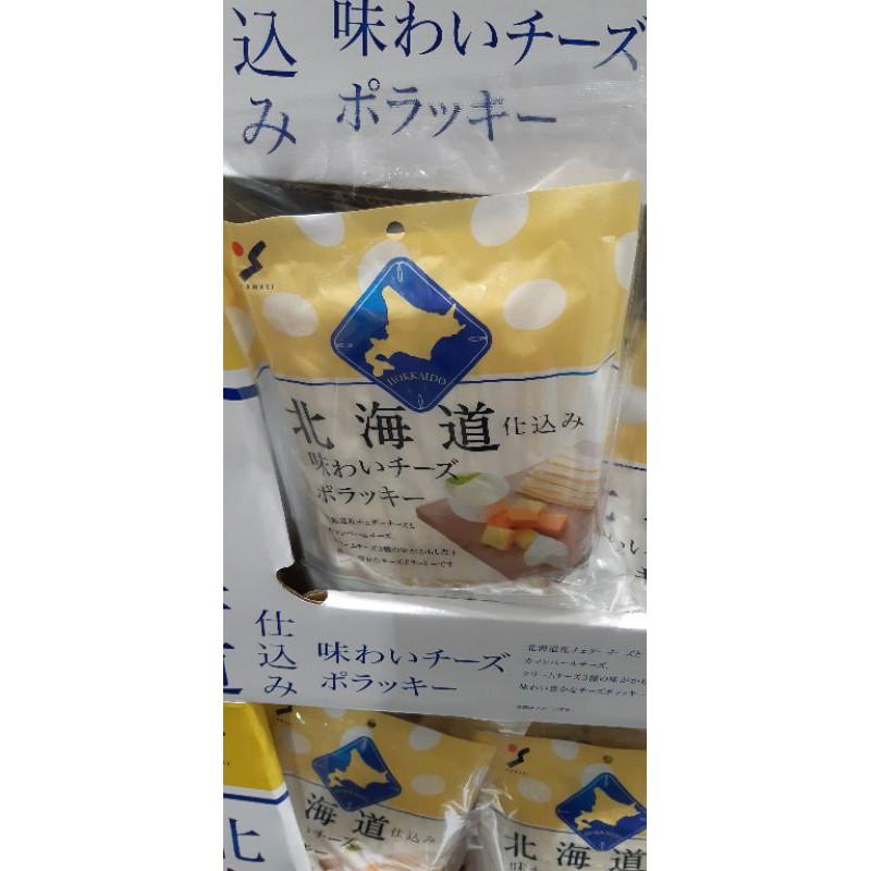 <好市多代購>北海道鱈魚起司條250G*2PK