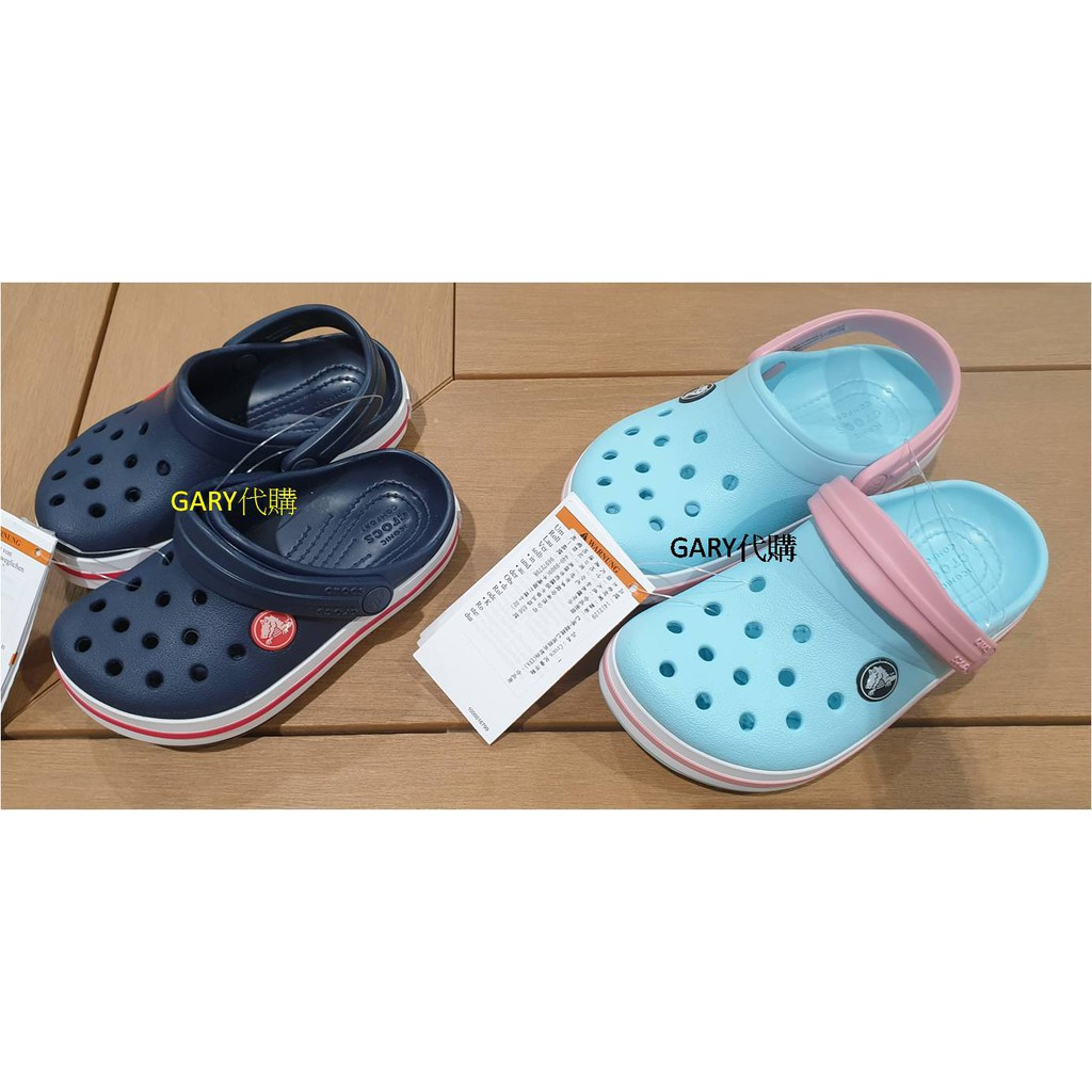 COSTCO好市多代購~兒童涼鞋 CROCBAND系列 美國尺寸C6~C10